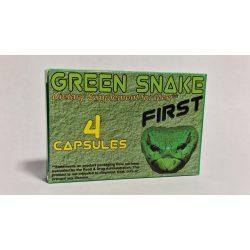 Green Snake Forte kapszula 4 db