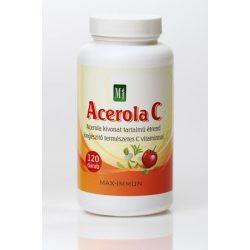 Acerola C kapszula 120 db, Max-Immun, Varga Gábor gyógygomba