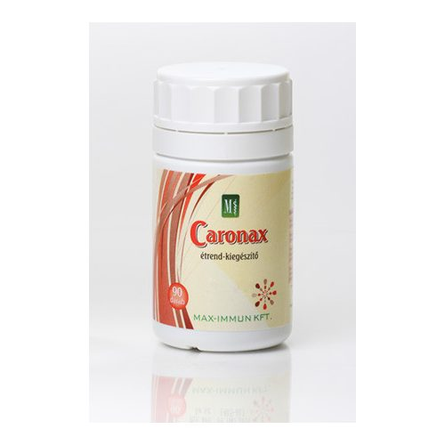 Caronax kapszula 90 db, Max-Immun, Varga Gábor gyógygomba