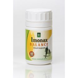 Imonax Balance kapszula 60 db, Max-Immun, Varga Gábor gyógygomba