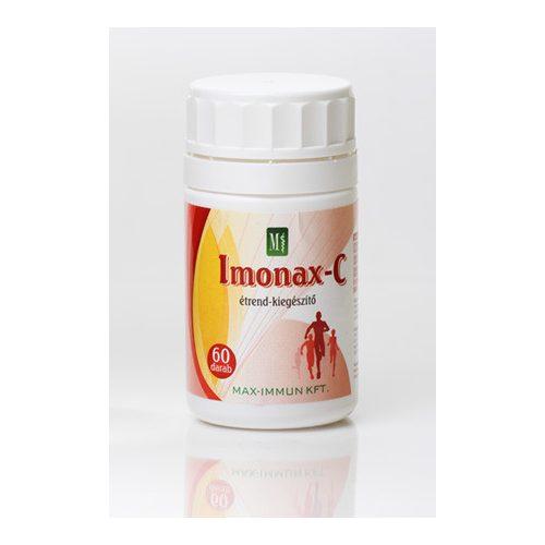Imonax C kapszula 60 db, Max-Immun, Varga Gábor gyógygomba