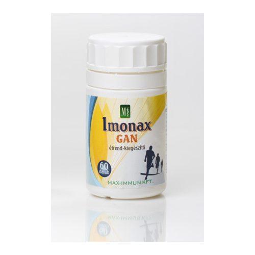 Imonax Gan kapszula 60 db, Max-Immun, Varga Gábor gyógygomba