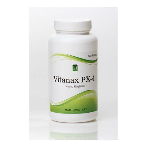 Vitanax PX4 kapszula 120 db, Max-Immun, Varga Gábor gyógygomba