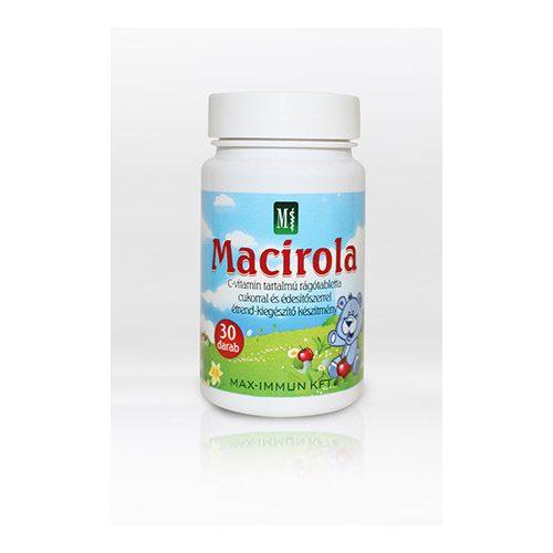 Macirola rágótabletta, Max-Immun, Varga Gábor gyógygomba