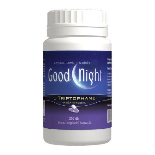 L-thriptophan kapszula 250db (GoodNight)