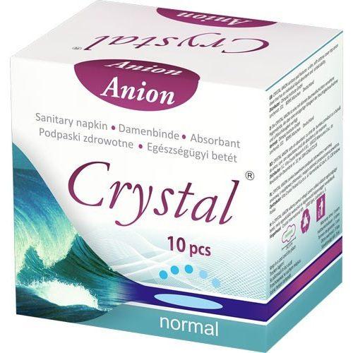Crystal Anion Normál betét 10 doboz