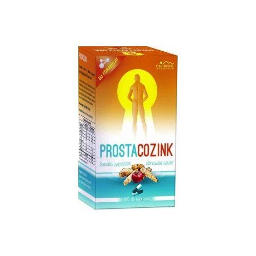 Prostacozink kapszula 100db