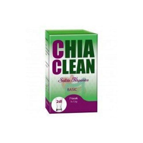 Chia Clean Salvia Hispanica Basic 7x7,5g - 200ml