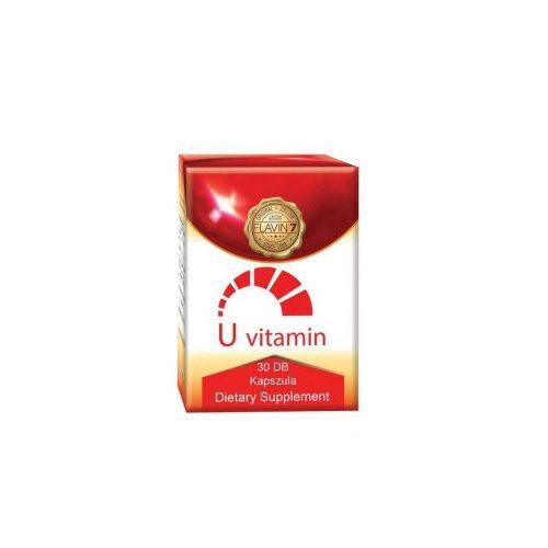 Flavin U-vitamin 30 db