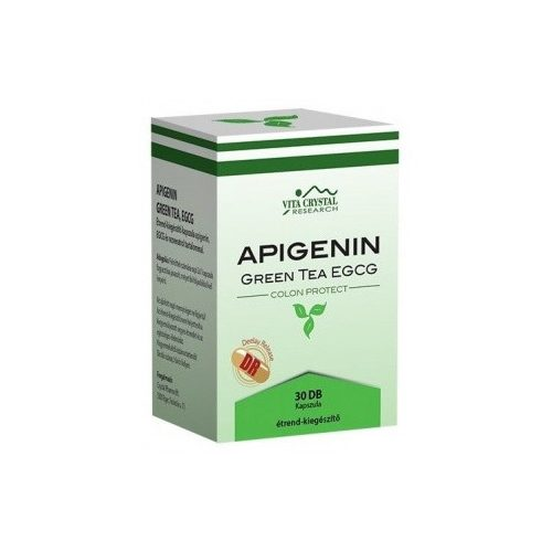 Apigenin Green Tea EGCG kapszula 30db
