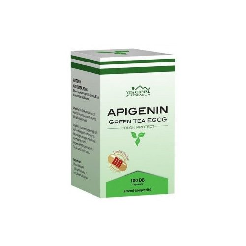 Apigenin Green Tea EGCG kapszula 100db