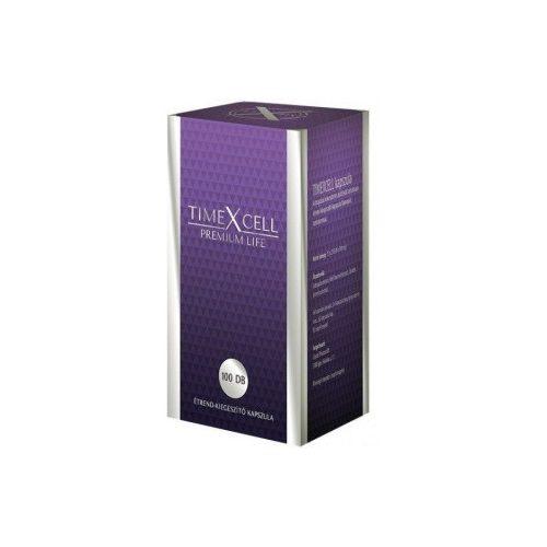 TIMEXCELL Premium Life 100db kapszula