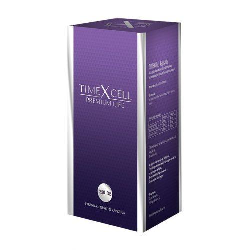TIMEXCELL Premium Life 250db kapszula