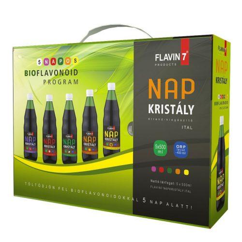 Flavin7 Napkristály 5 napos bioflavonoid program