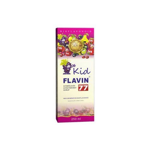 Flavin77 Kid szirup 250ml
