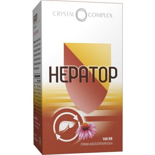Crystal Complex Hepatop kapszula 100db