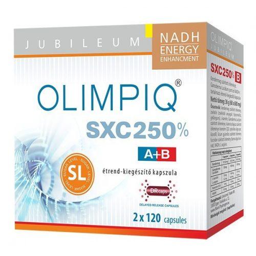Olimpiq SXC SL Jubileum 250% 120db-120db