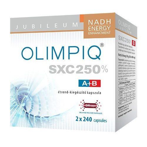 Olimpiq SXC Jubileum 250% 240db-240db