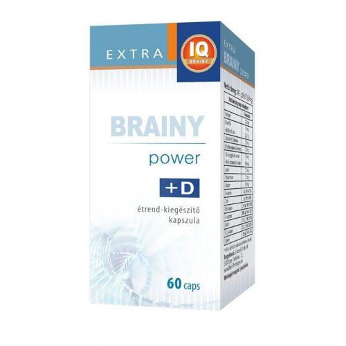 Extra Brainy kapszula 60db