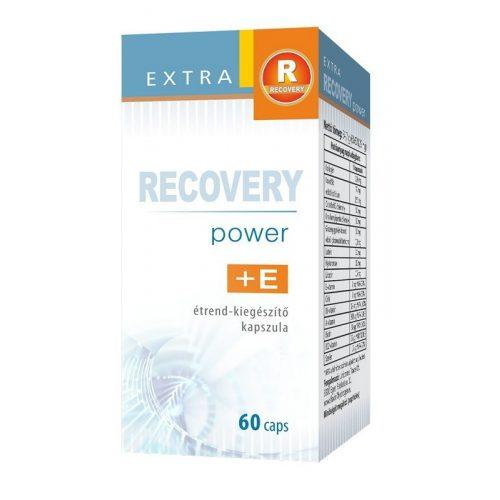 Extra Recovery kapszula 60db
