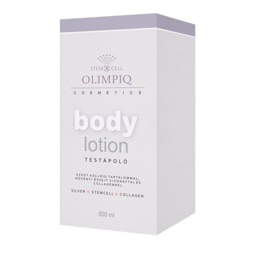 Olimpiq StemXcell Body Lotion 500ml