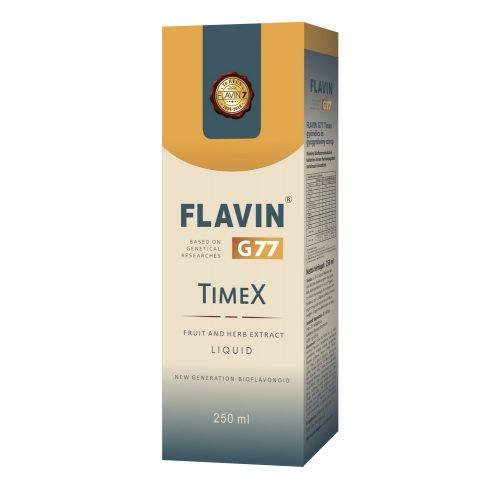 Flavin G77 TimeX szirup 250ml