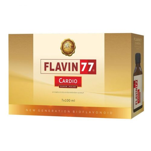Flavin77 Cardio 7x100ml (New)