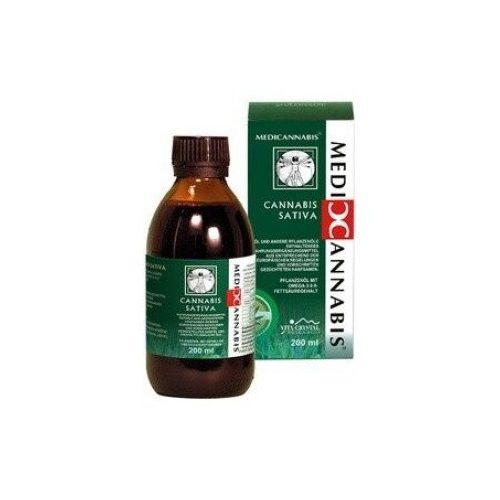 Cannabis Sativa Cannabinoid Oil 200ml