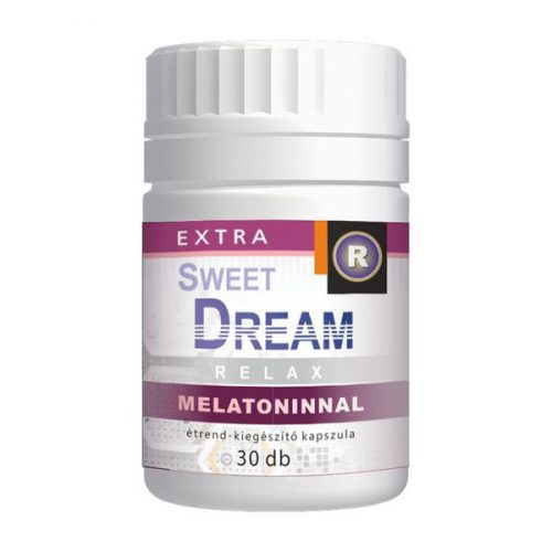 Sweet dream melatoninnal 30db kapszula