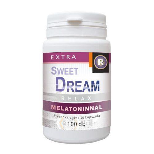 Sweet dream melatoninnal 100db kapszula