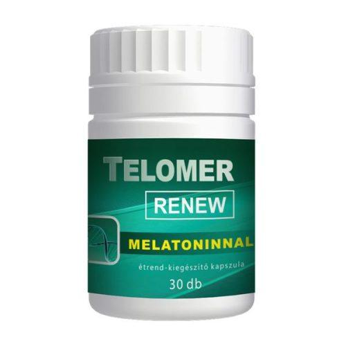 Telomer RENEW melatoninnal 30db kapszula