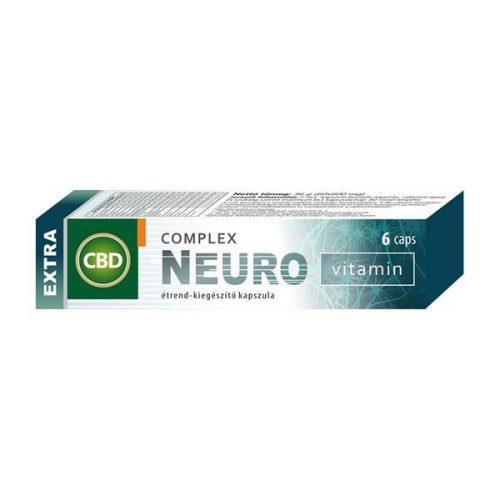 Extra CBD Complex Neuro vitamin 30 kapszula