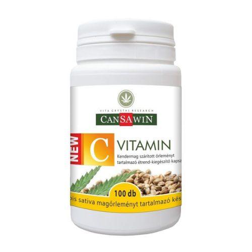 Cansawin New C vitamin 100 db kapszula