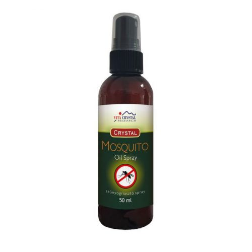 Crystal Mosquito Oil Spray 50 ml