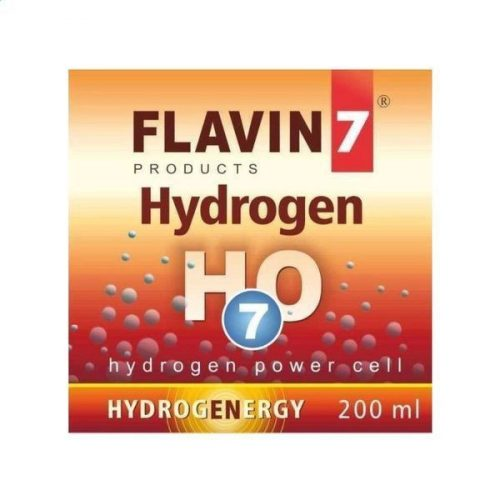 H7O Flavin7 28x300ml + Beauty Essence 2x300ml + Hidrogén dúsító gép