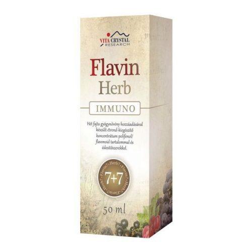 FlavinHerb Immuno 50ml