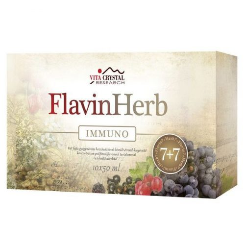 FlavinHerb Immuno 10x50ml