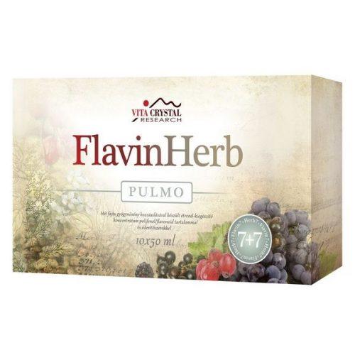 FlavinHerb Pulmo 10x50ml
