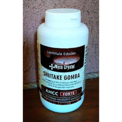 Myco Crystal - AHCC Forte Shiitake 120db