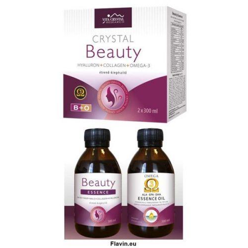 Crystal Beauty Omega-3 Essence 2x300ml