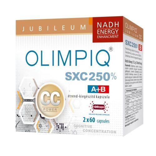 Olimpiq SXC CC Jubileum 250% 60db-60db 3 doboz