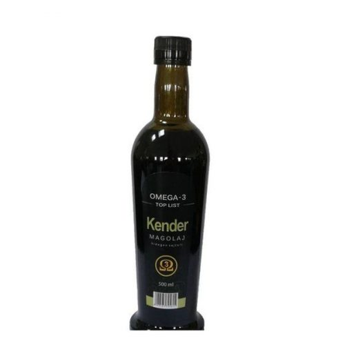 Omega3 Top List KENDER magolaj 500ml