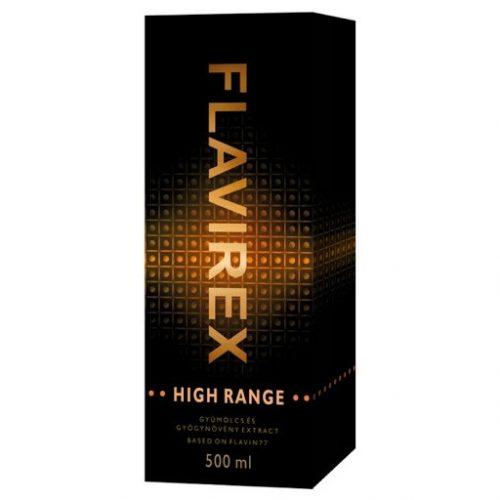 Flavirex High Range 500ml