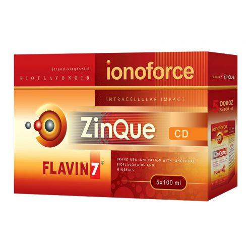 Flavin7 ZinQue Ionoforce 5x100 ml