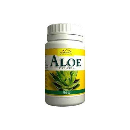 Aloe kapszula 250db