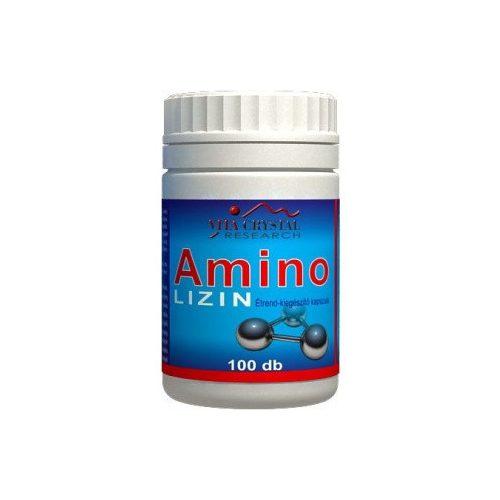 Amino Lizin kapszula 100db
