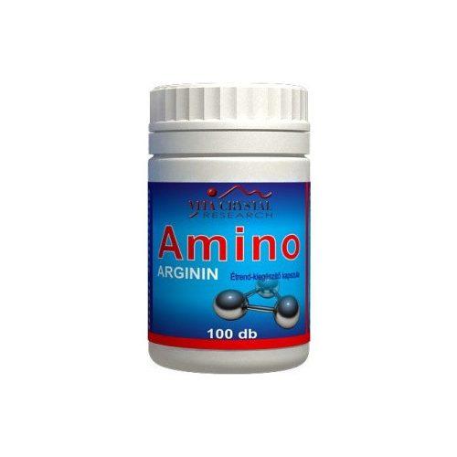 Amino Arginin kapszula 100db