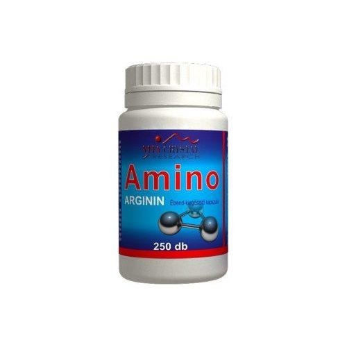 Amino Arginin kapszula 250db