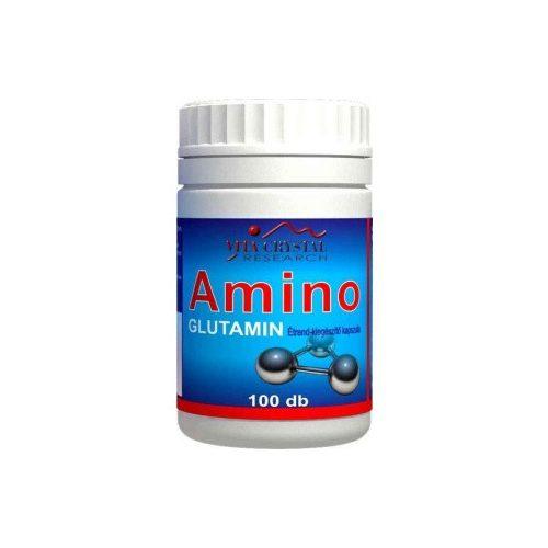 Amino Glutamin kapszula 100db