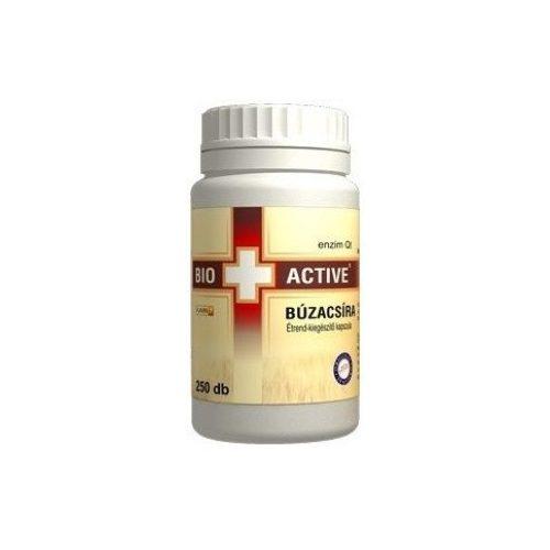 Vita+Active Búzacsíra kapszula 250db